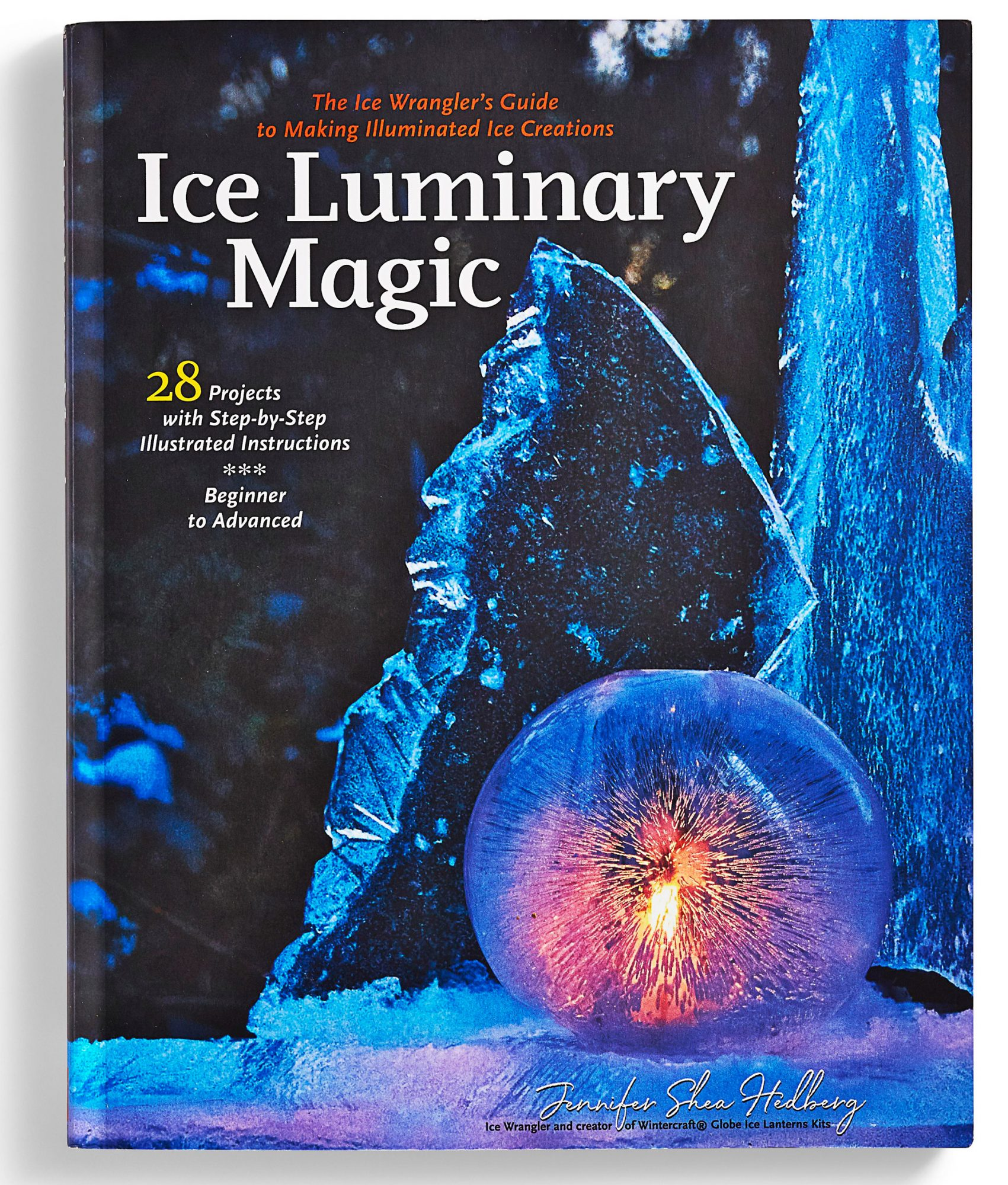 Ice Luminary Magic