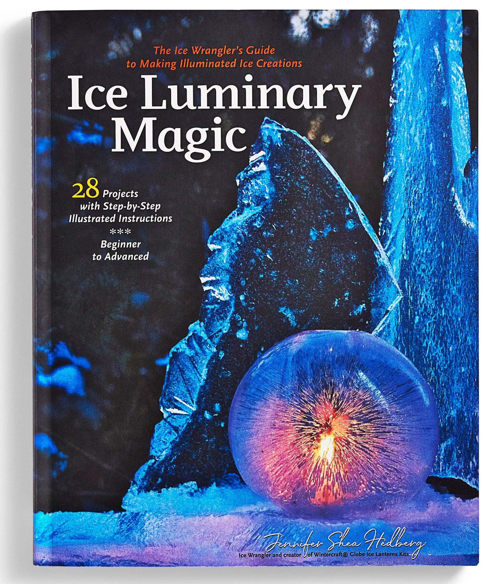 Ice Luminary Magic