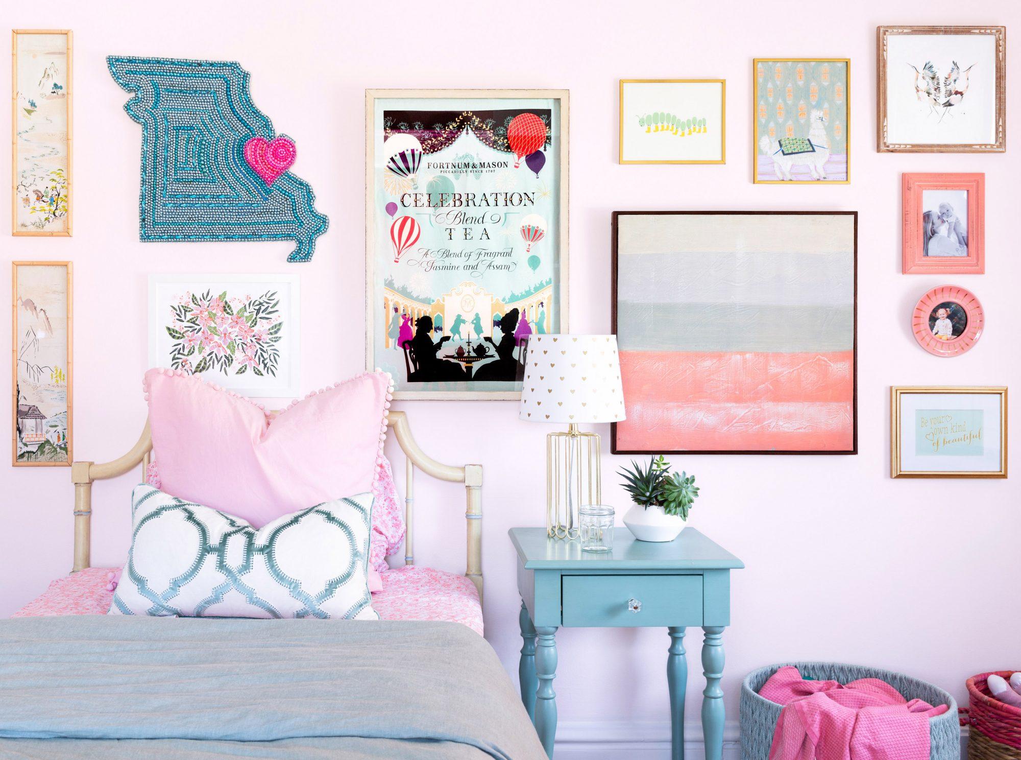 Emily Mitchell bedrooms