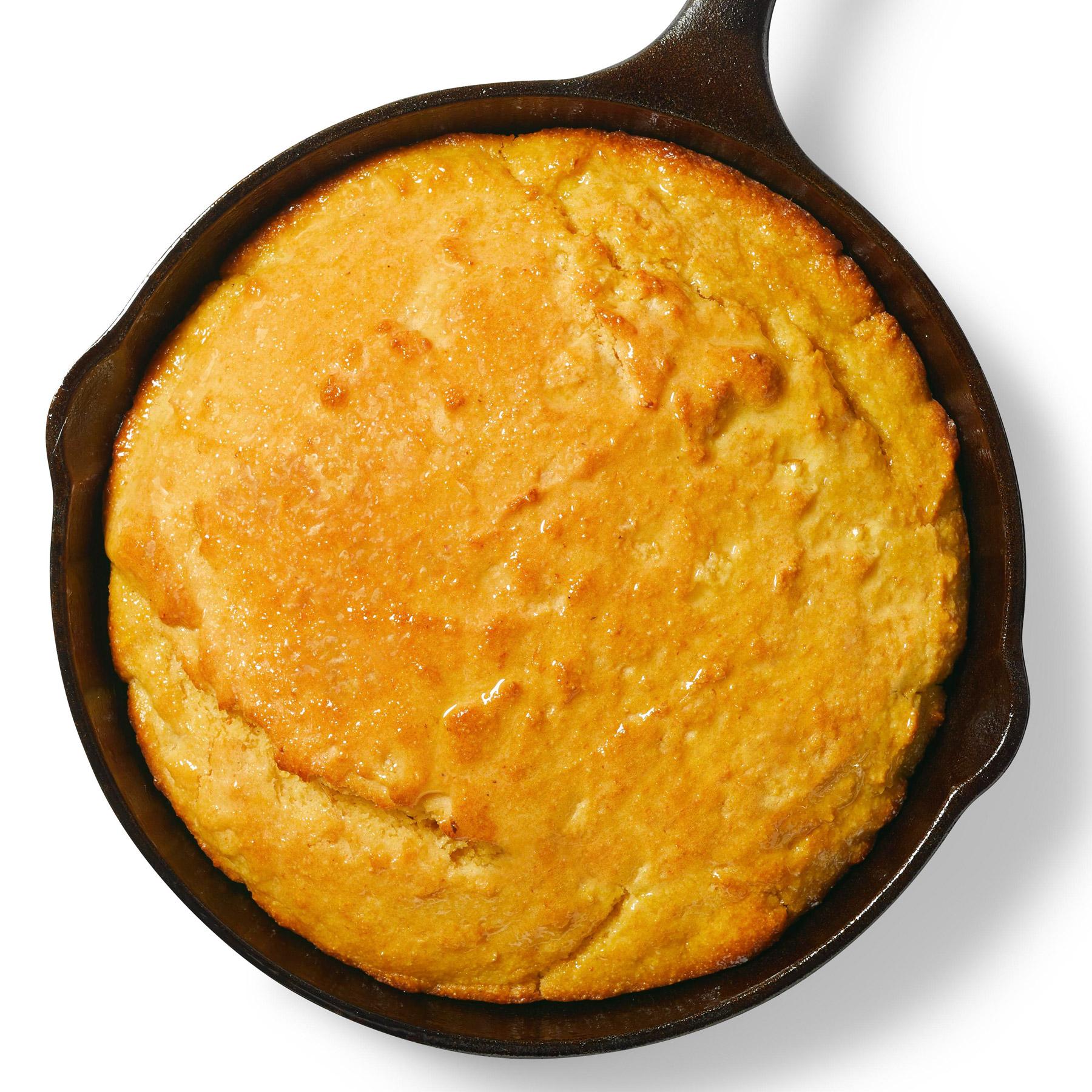 Buttermilk and Brown Sugar Cornbread
