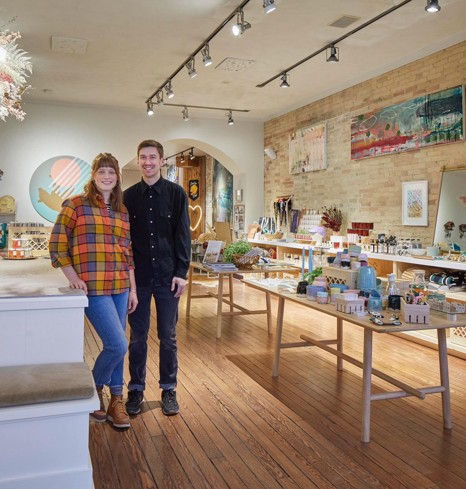 Jordan Gottsacker home and shop