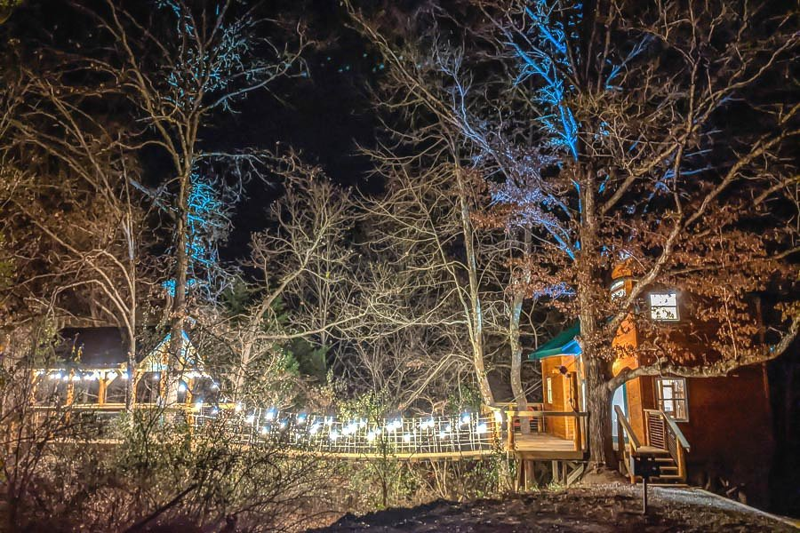 Shawnee Forest Treehouse