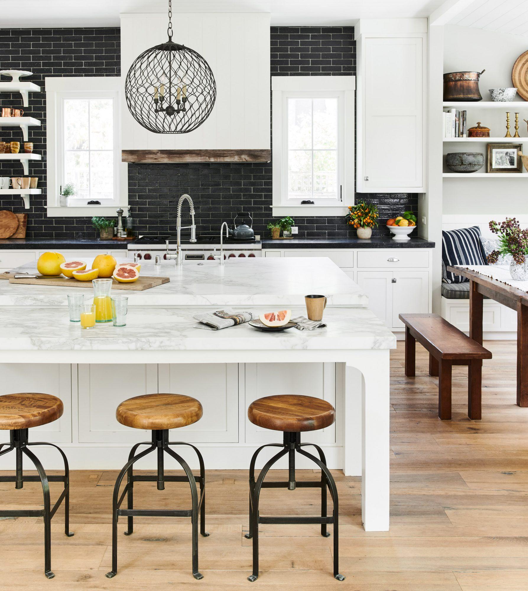 Healthy kitchen ideas