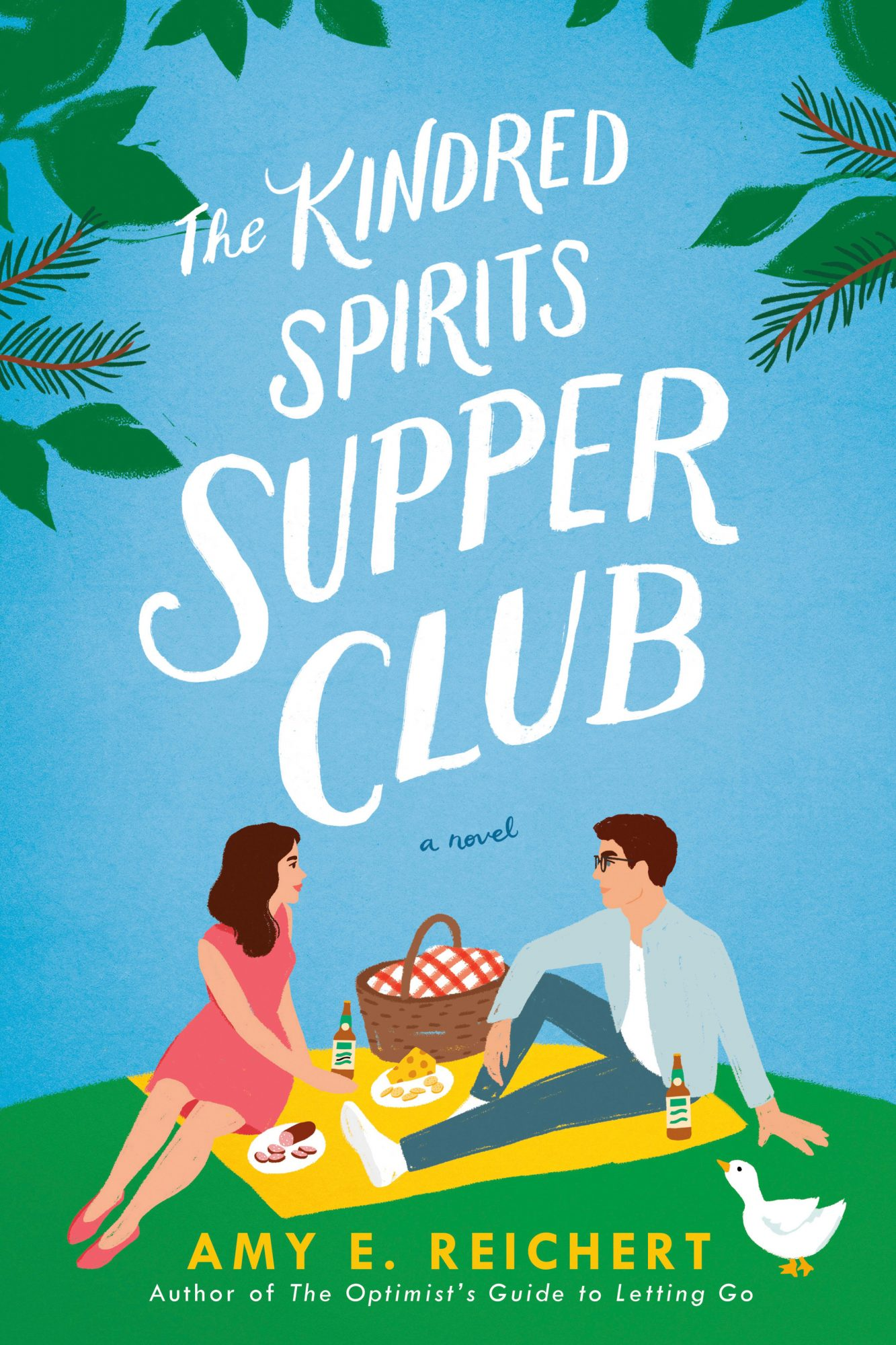 Kindred Spirits Supper Club Book