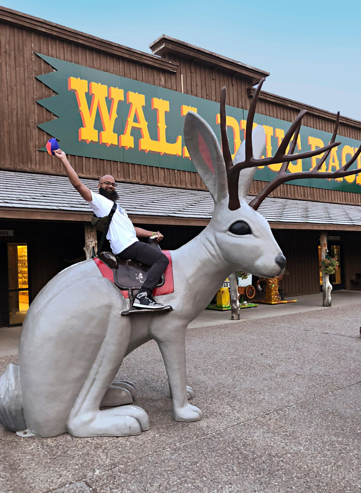 Culture—Photo Op: Wall Drug