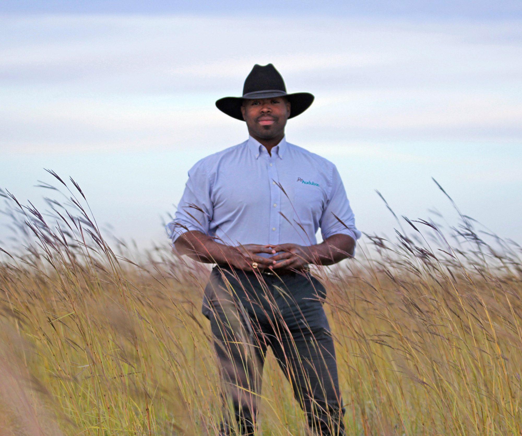 Marshall Johnson birder North Dakota