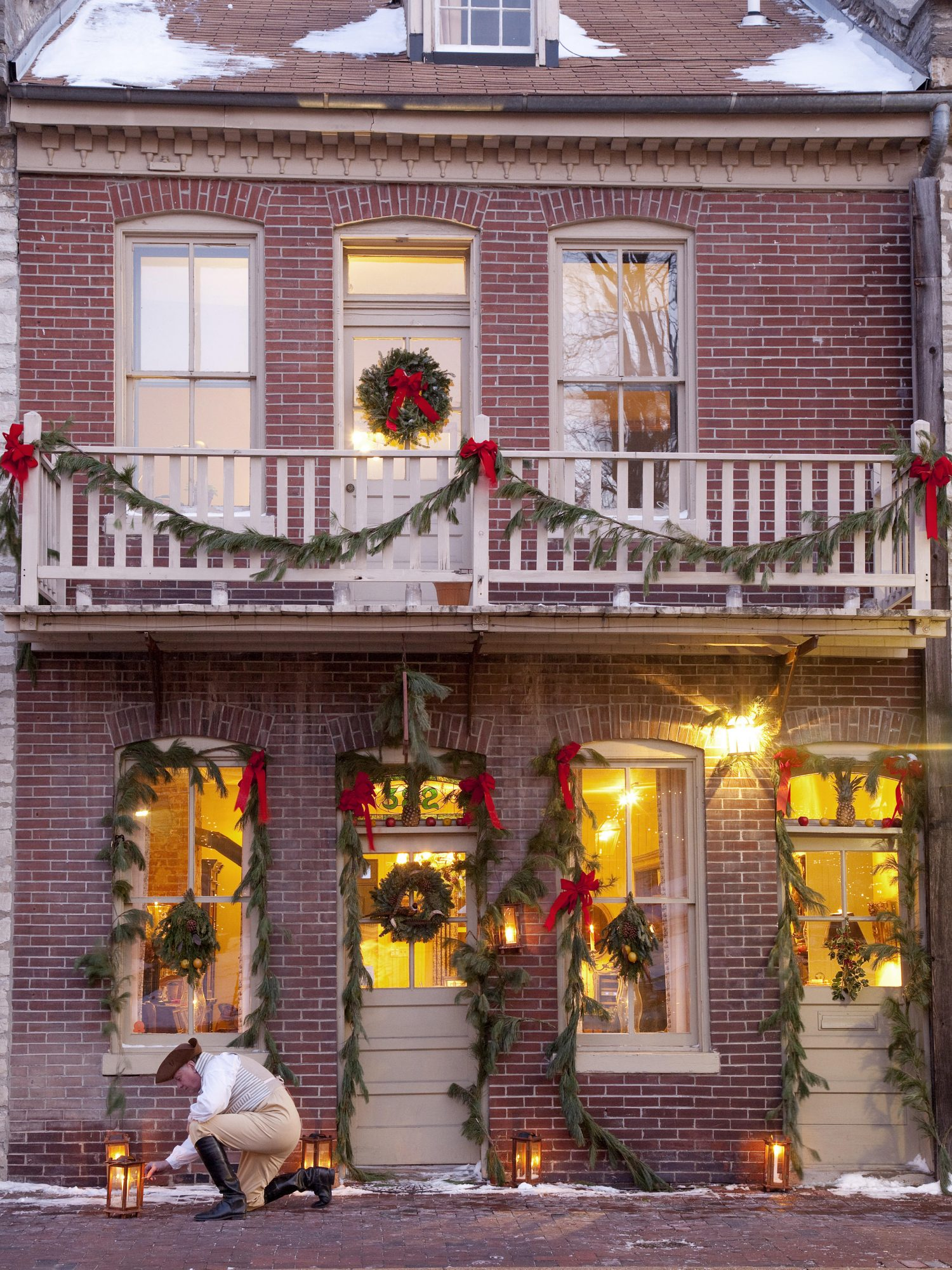 Travel—Holiday Town: St. Charles