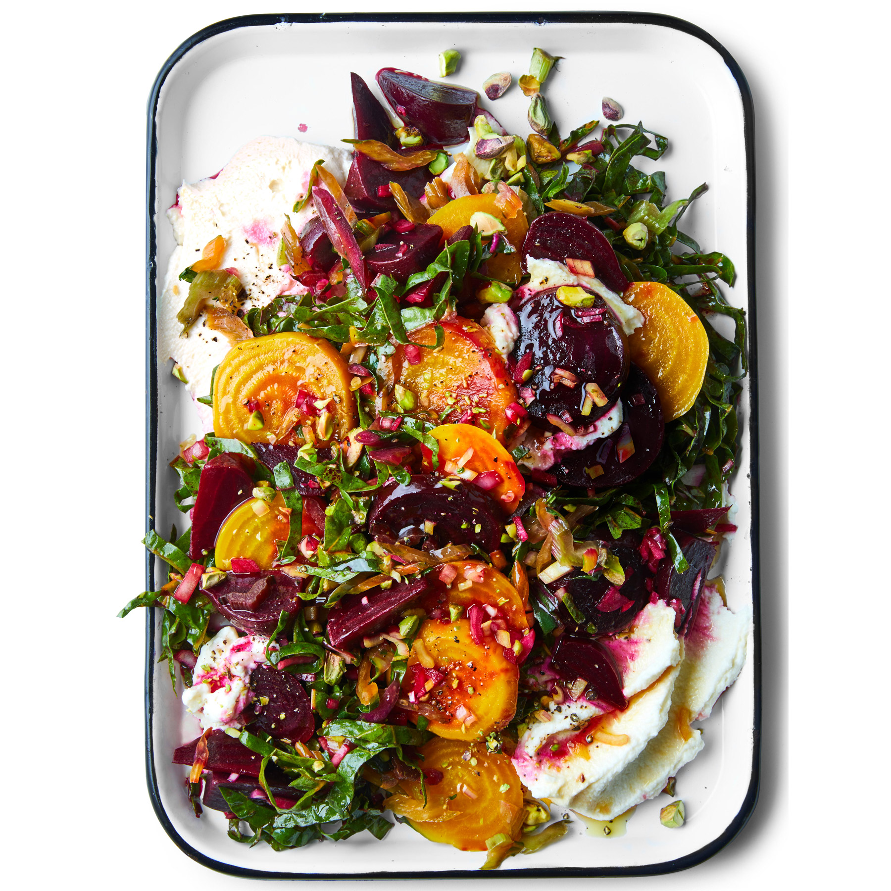 Feel the Beet Salad with Ricotta