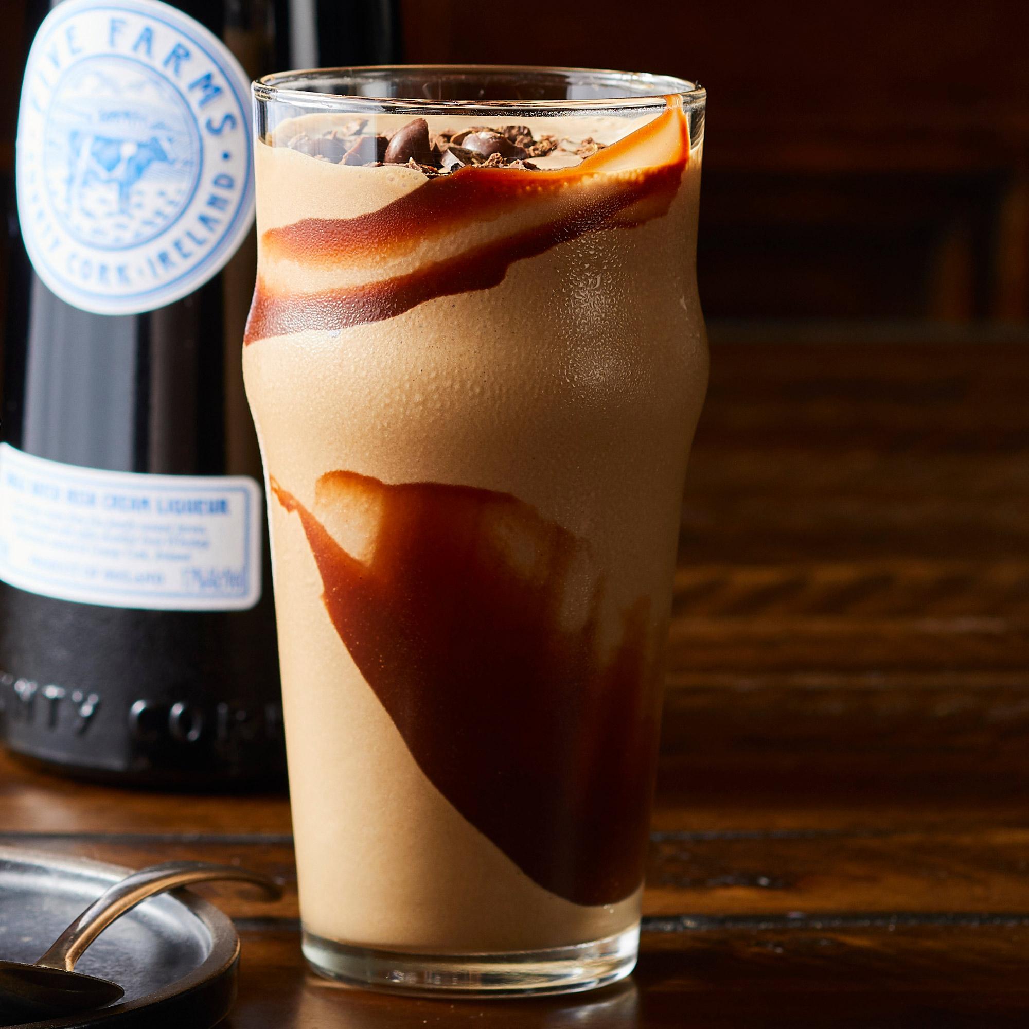 Mocha Irish Milkshake