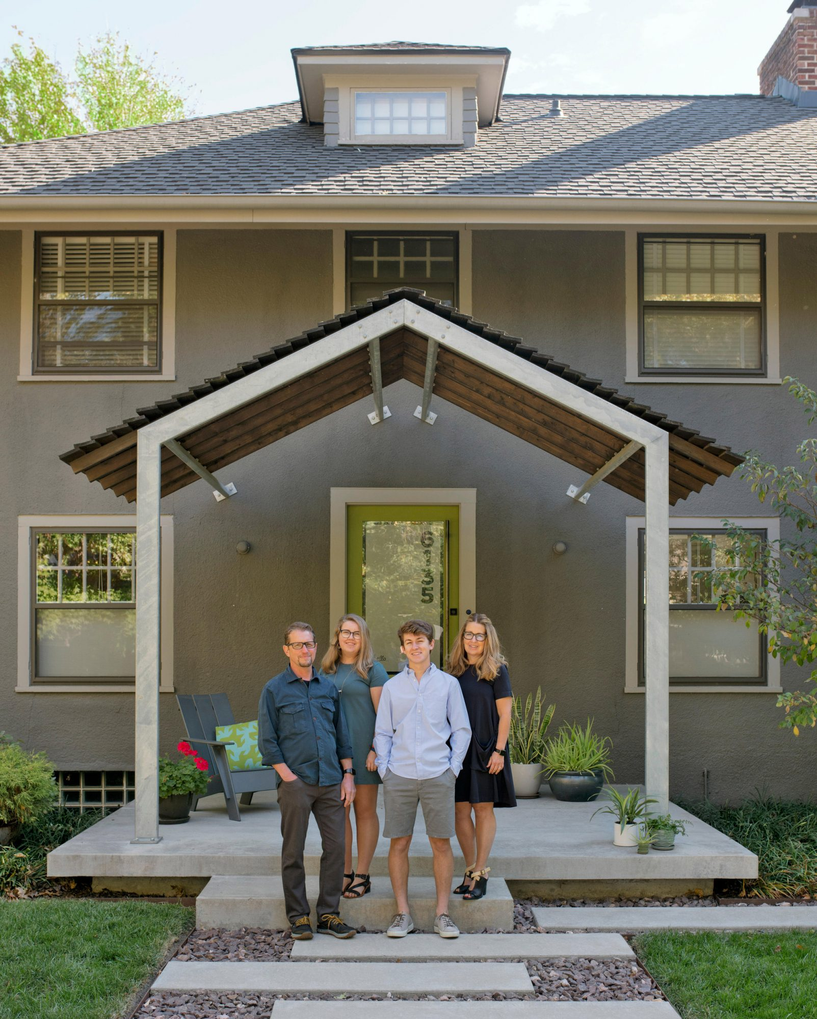Lisa and Chuck Schmitz home