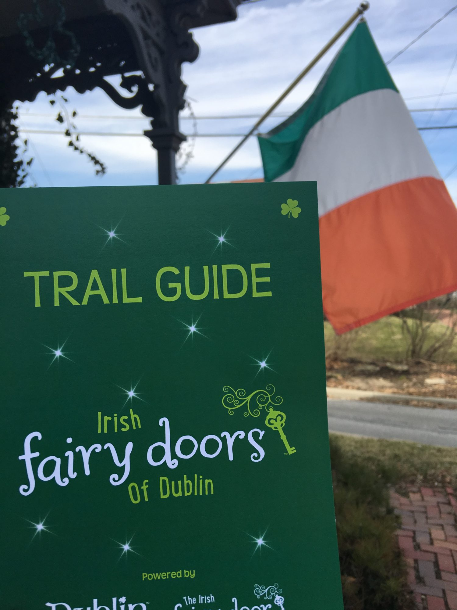 Irish Fair Door Trail