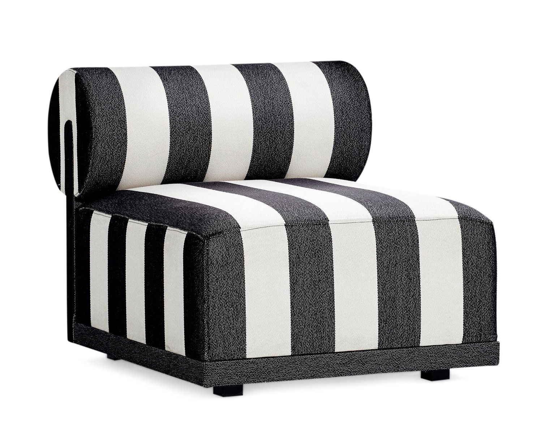 Cerca Armless Lounge Chair