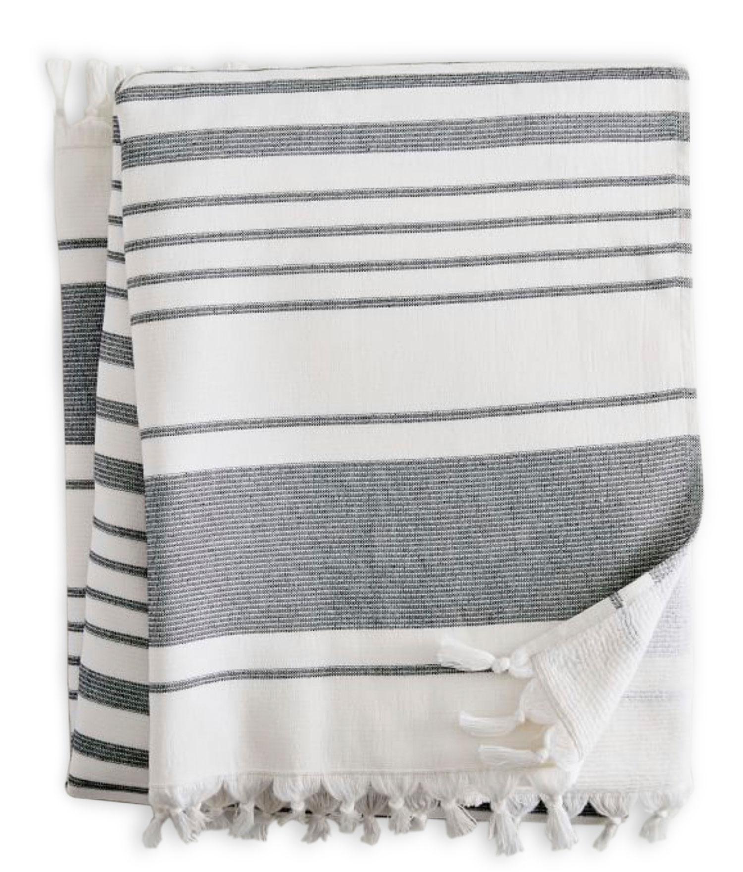 Organic Tassel Towel