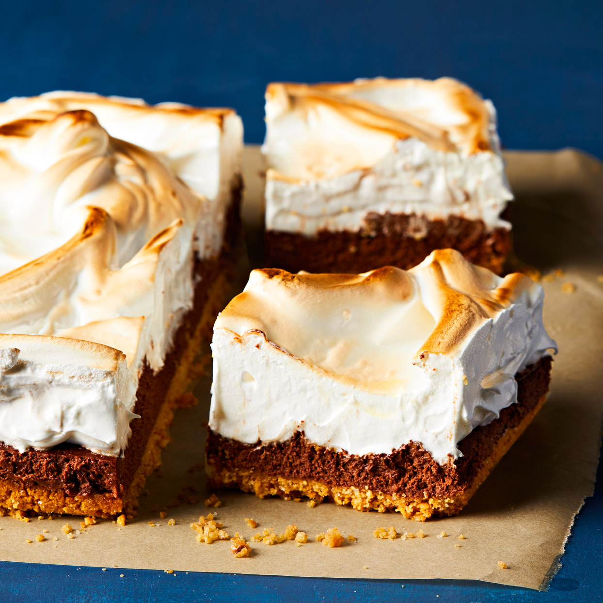 S'Mores Squares