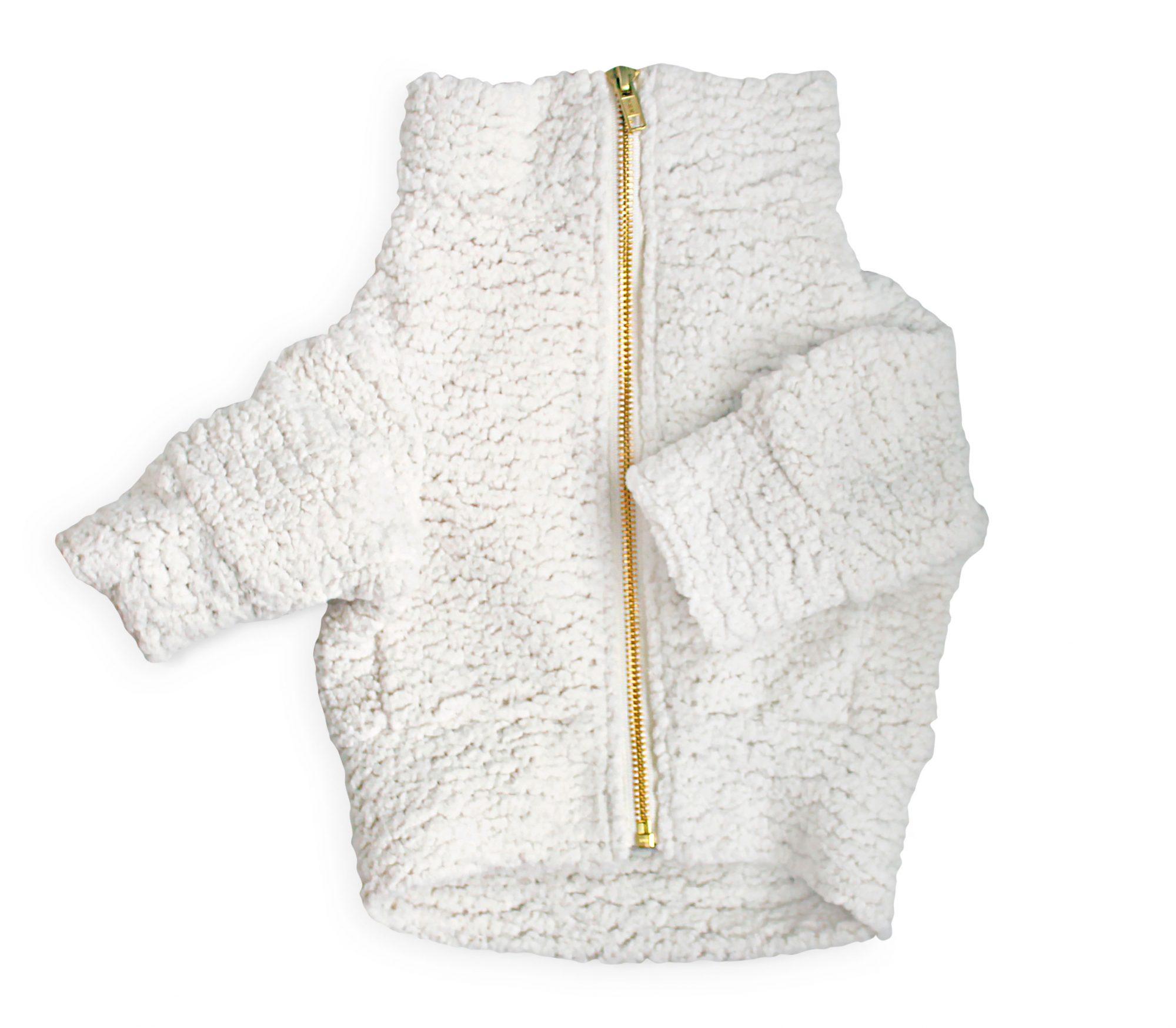 Dog Threads Sherpa Jacket