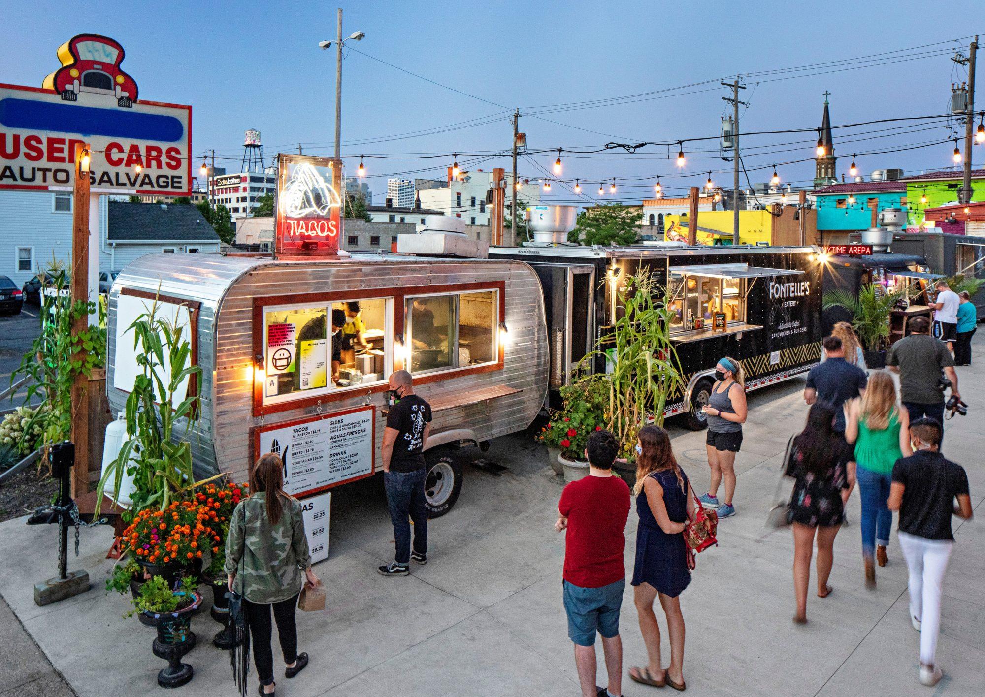 Zócalo Food Truck