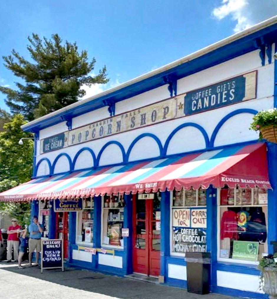Chagrin Falls Popcorn Shop