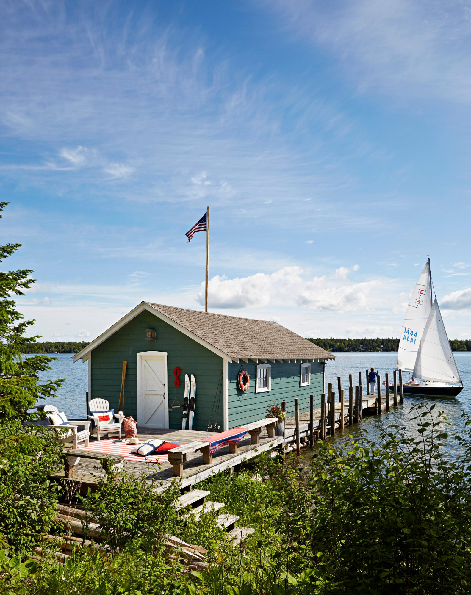 Michigan cottage