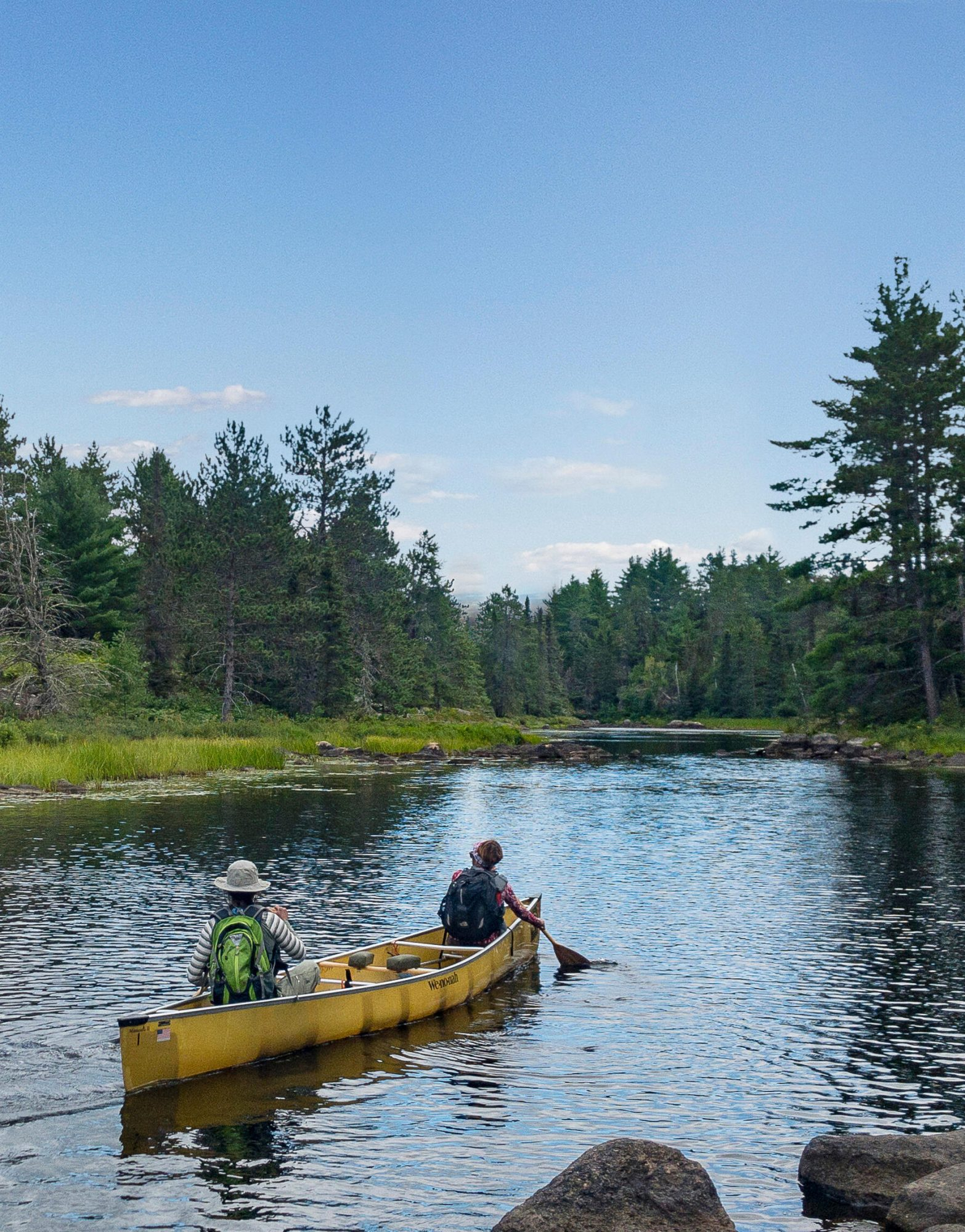 Boundary Waters Canoe Area Wilderness Minnesota