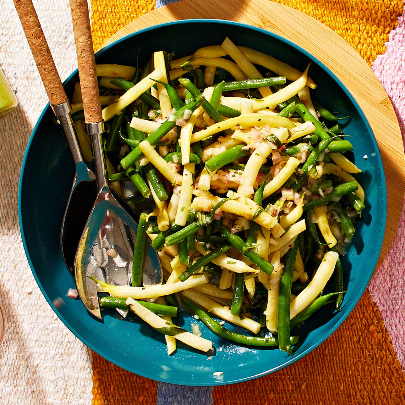 Two-Bean Salad with Tarragon