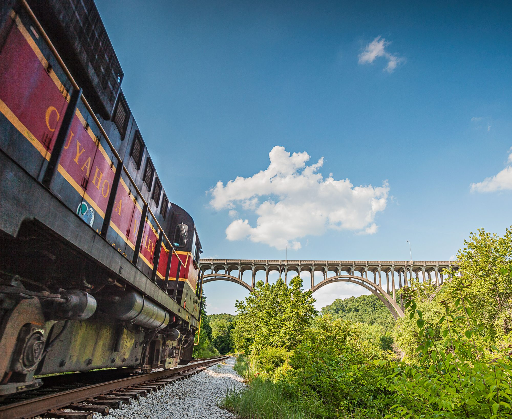 Cuyahoga Valley Scenic Railroad