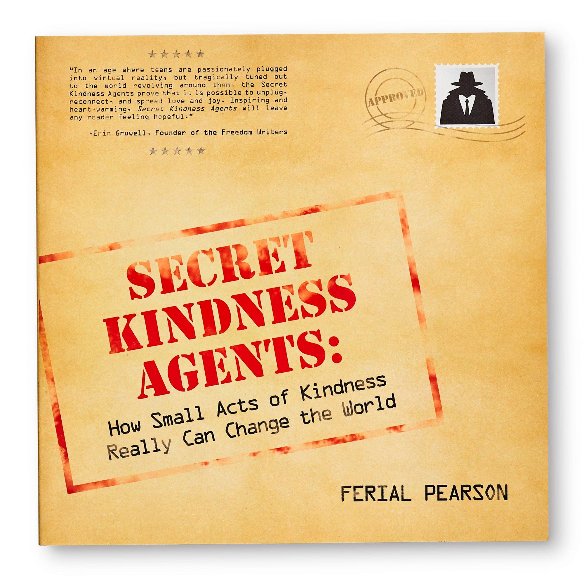 Book- Secret Kindness Agents