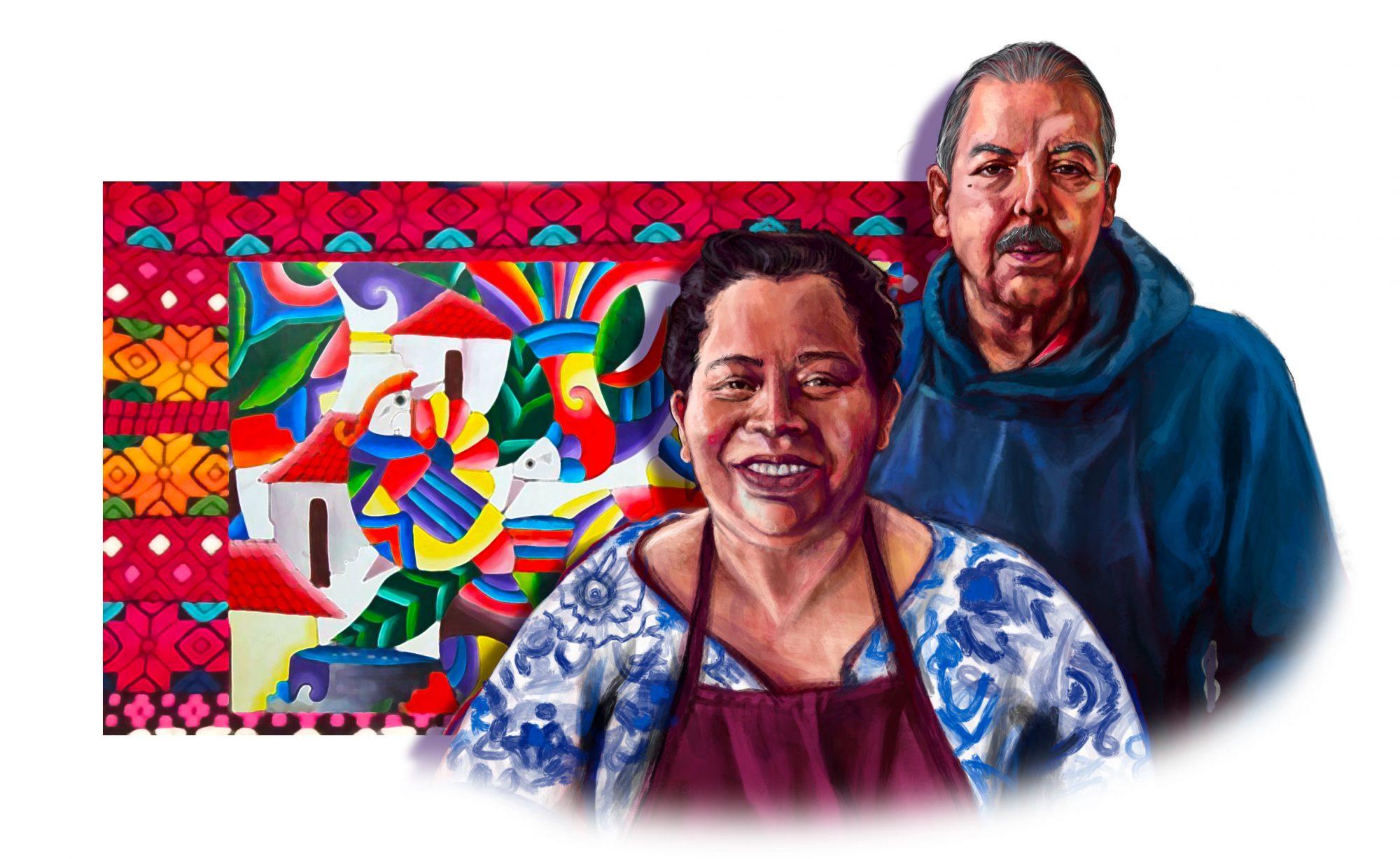 Maria and Juan Vasquez