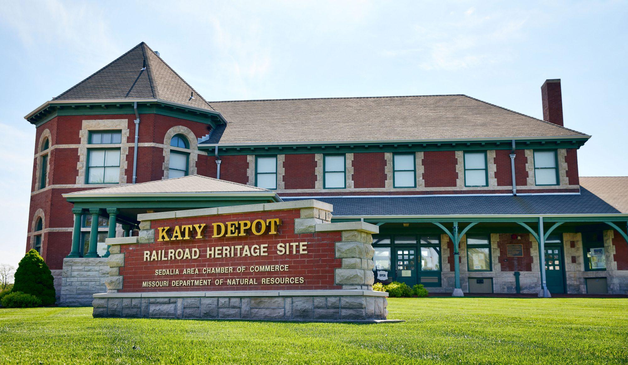Katy Depot Sedalia