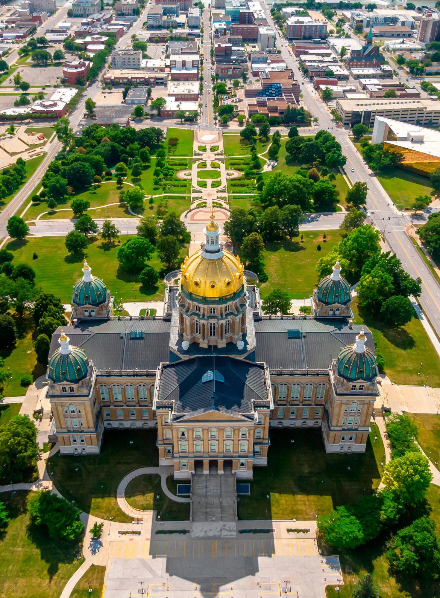 Des Moines Iowa