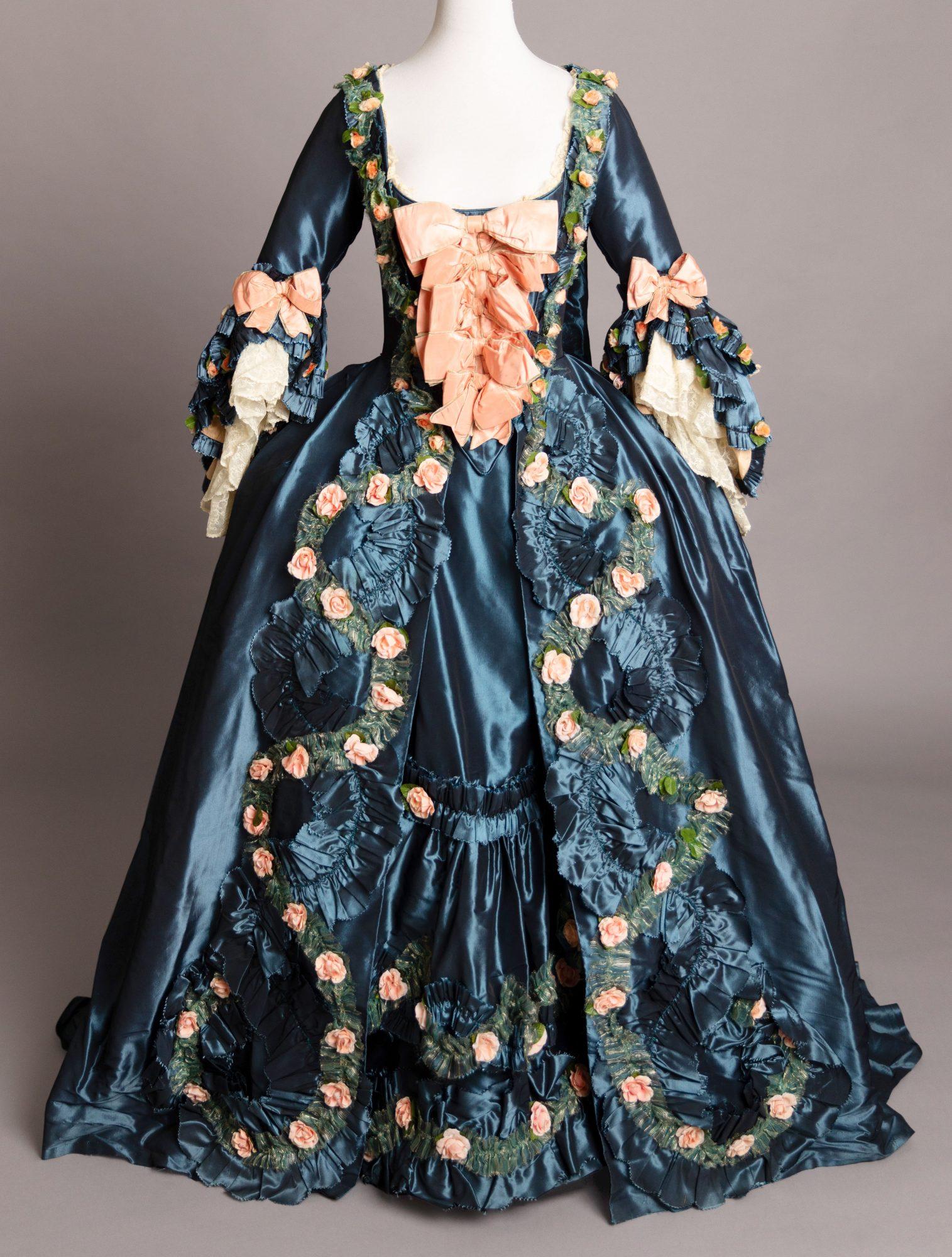 Dangerous Liaisons Blue Dress