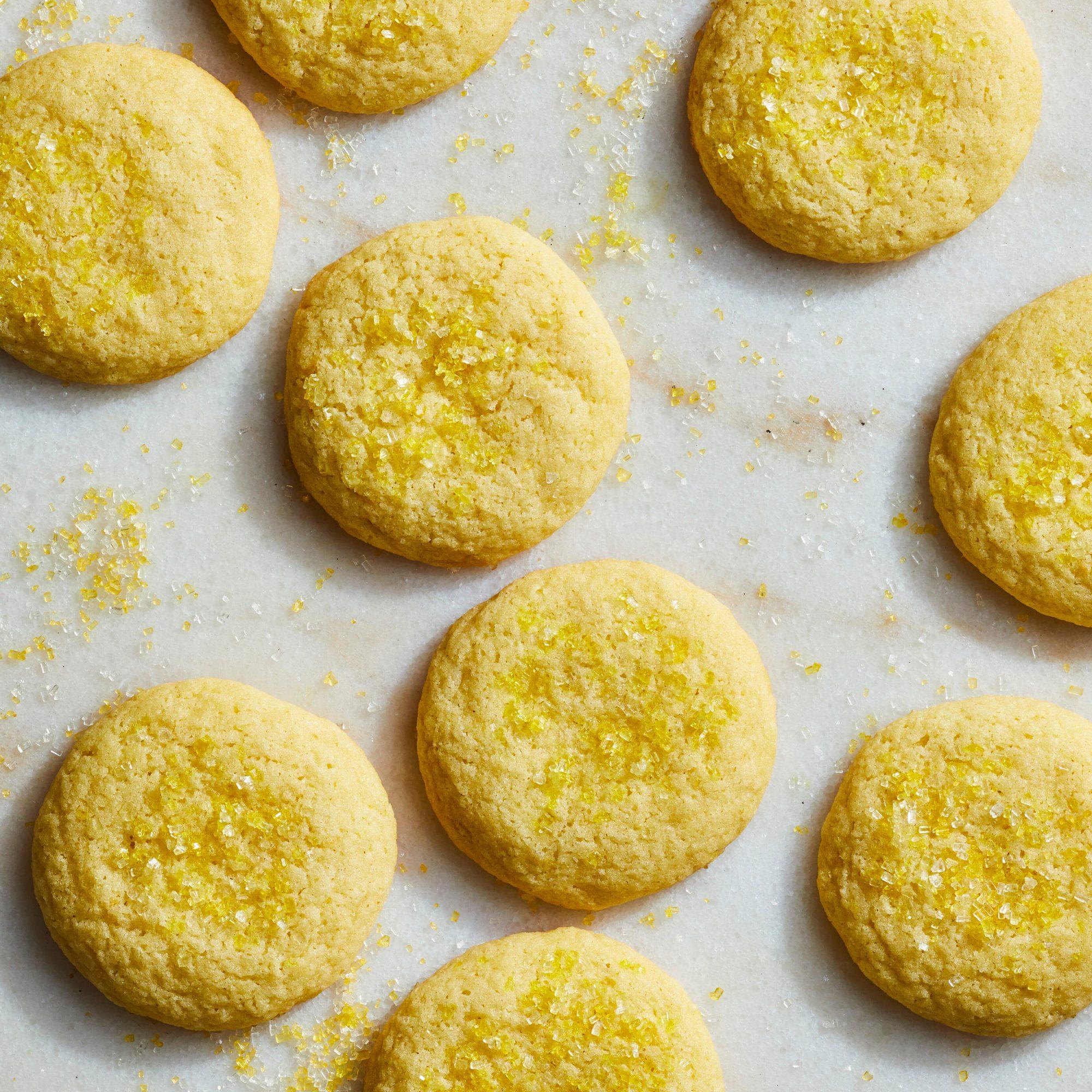 Lemon Sugar Cookies Iowa State Fair
