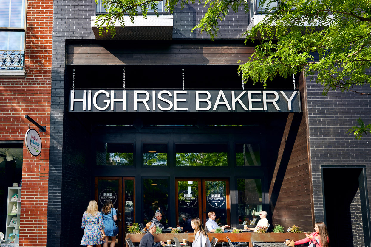 High Rise Bakery