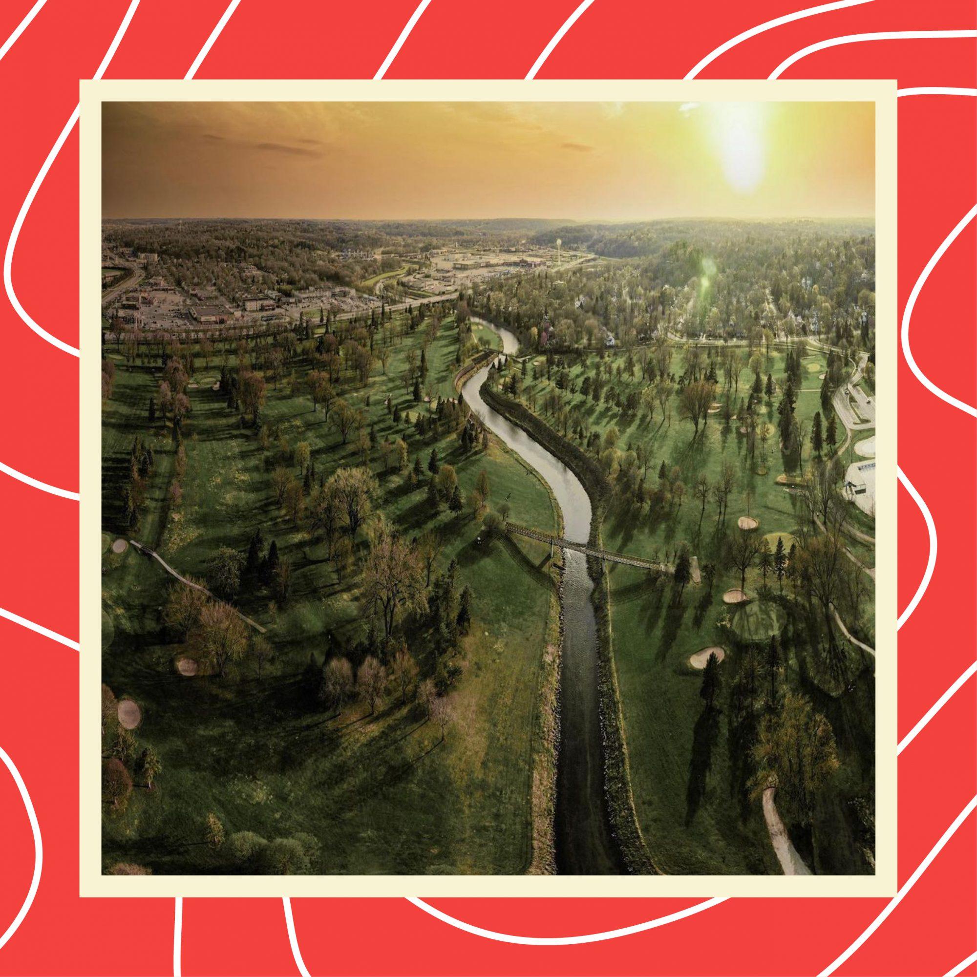 Aerial Midwest views