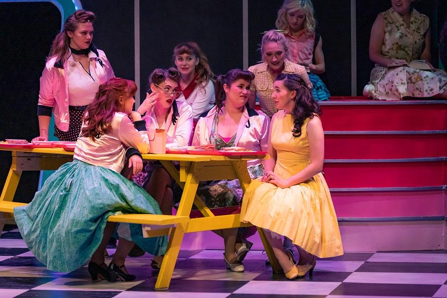 "Okoboji Summer Theatre production of ""Grease"""