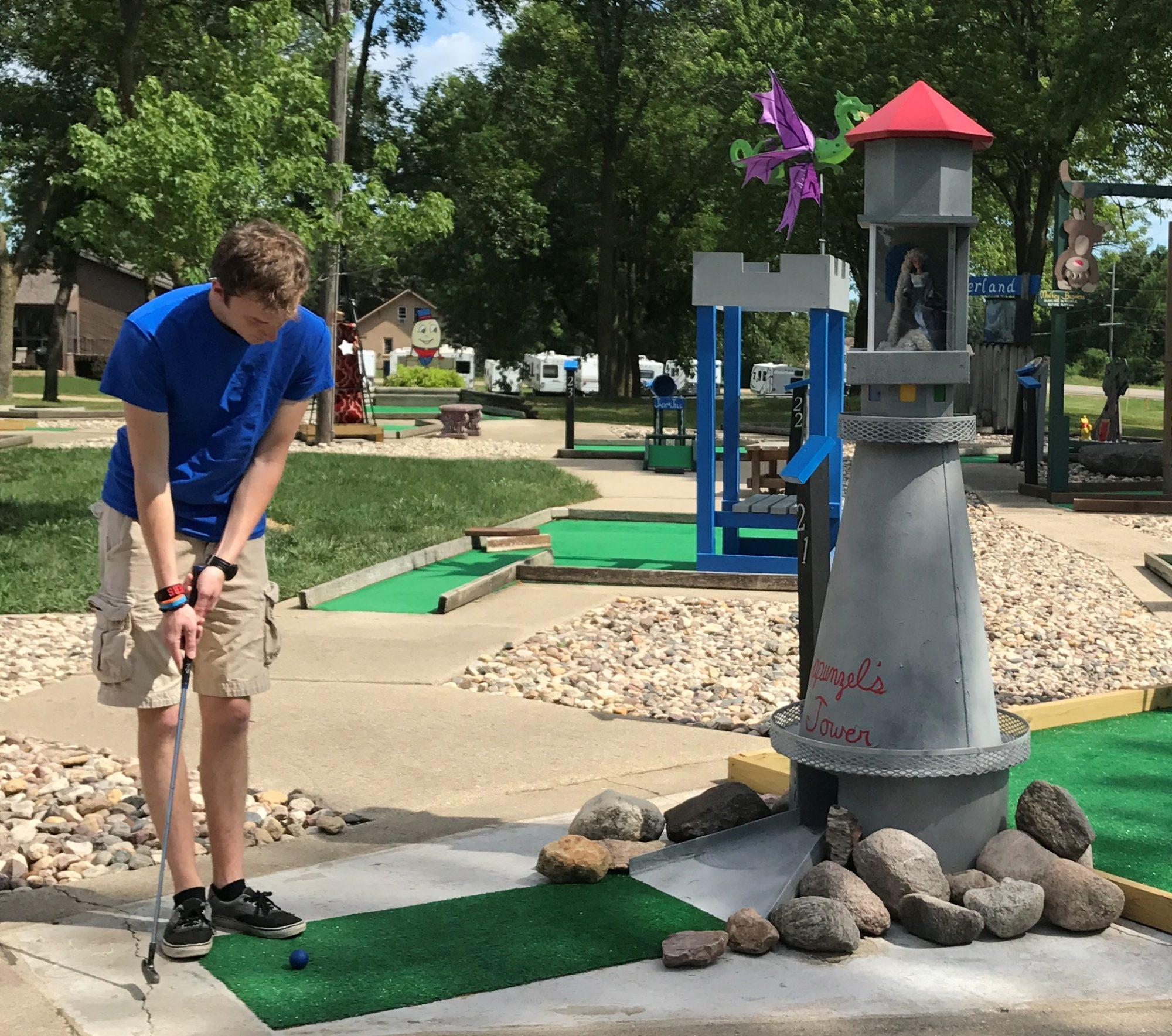 Treasure Village Mini Golf