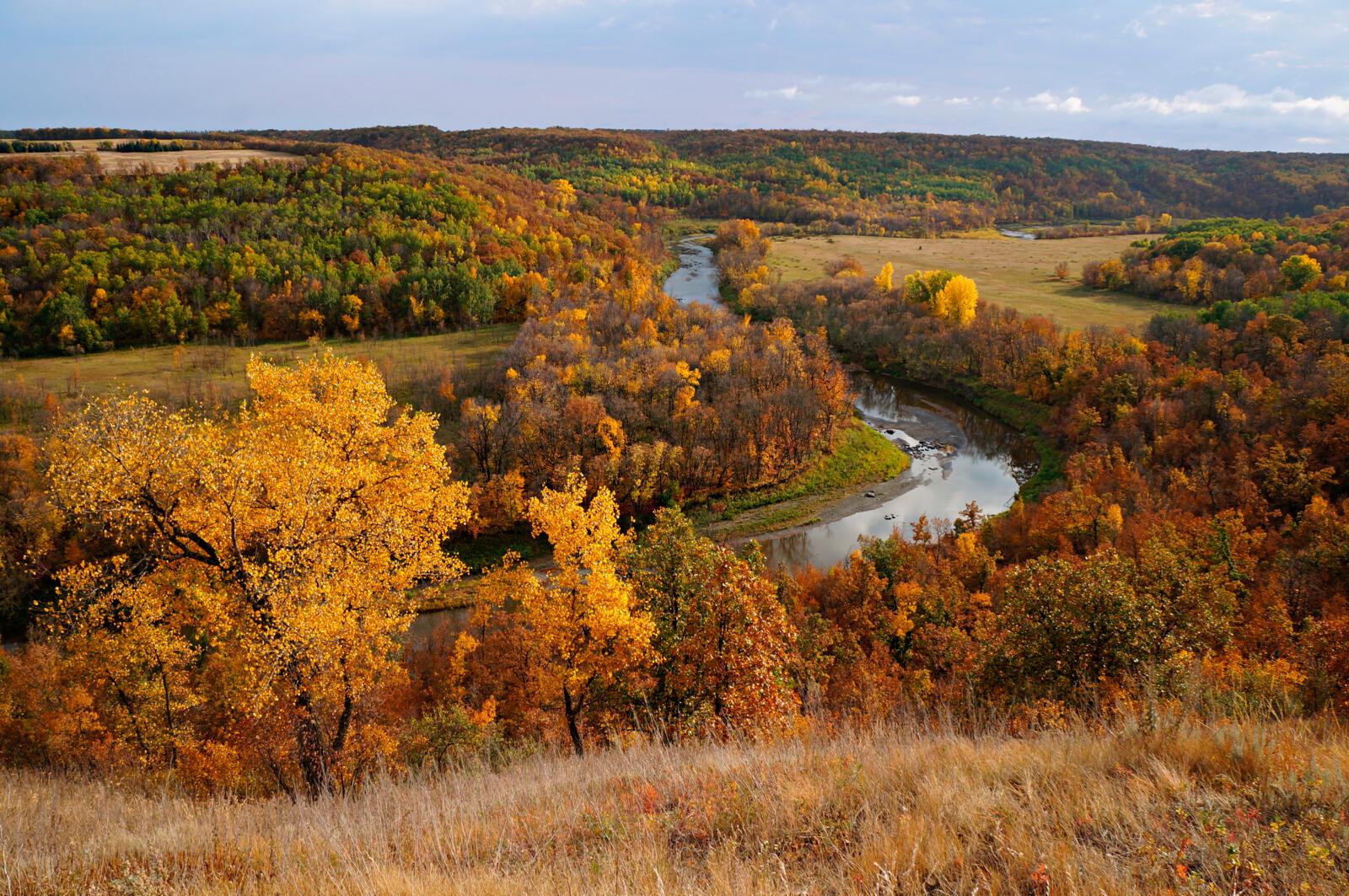 Pembina River North Dakota