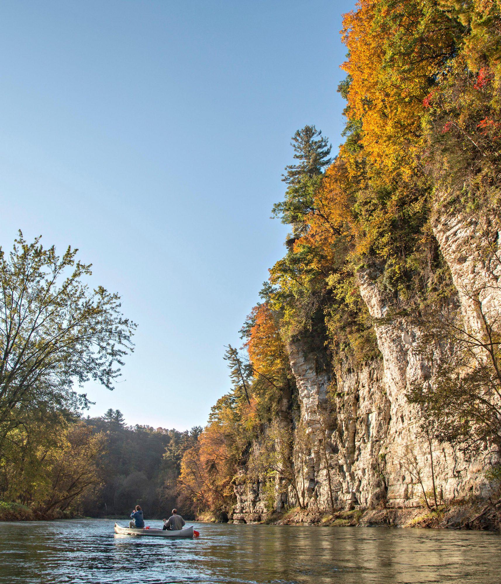 Fall staff road trips Decorah