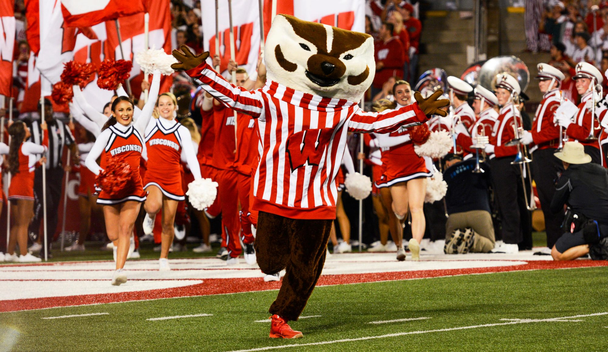 Wisconsin Badgers Game