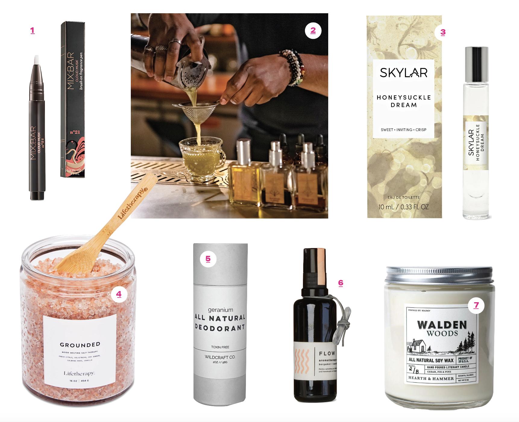 Perfume and Home Fragrances