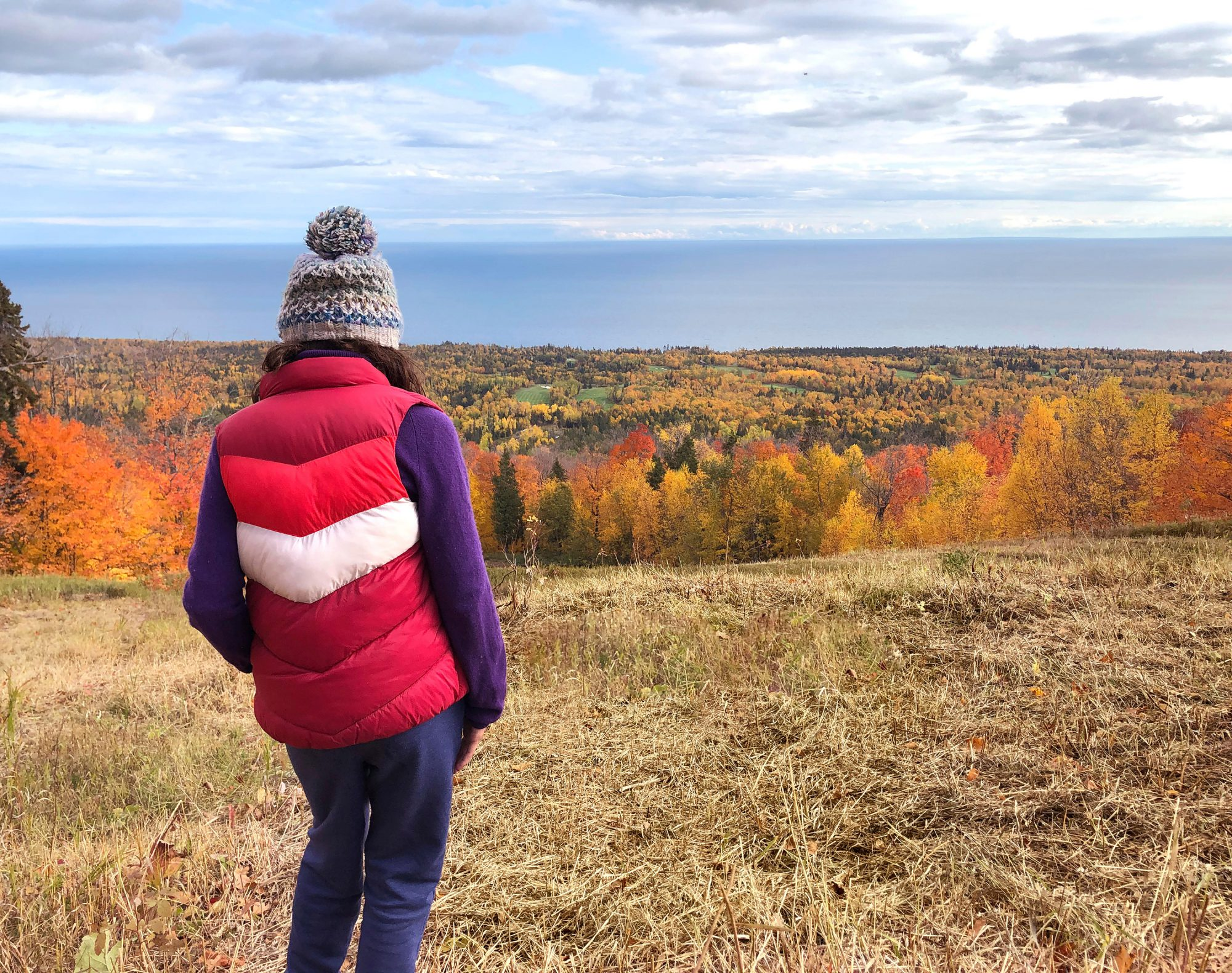 Fall staff road trips North Shore Minnesota