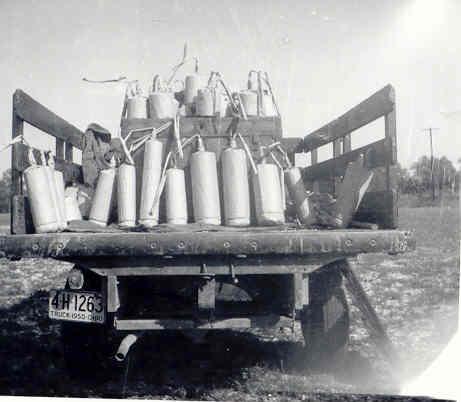 Rozzi's Famous Fireworks Truck