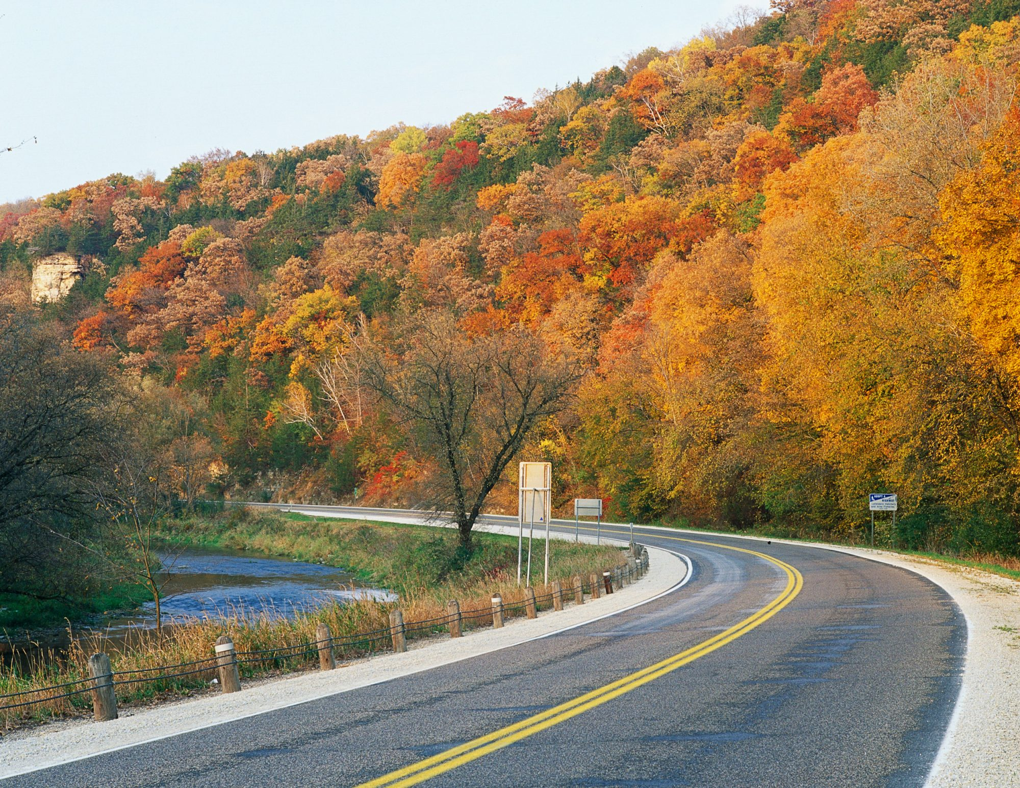 Historic Bluff Country National Scenic Byway