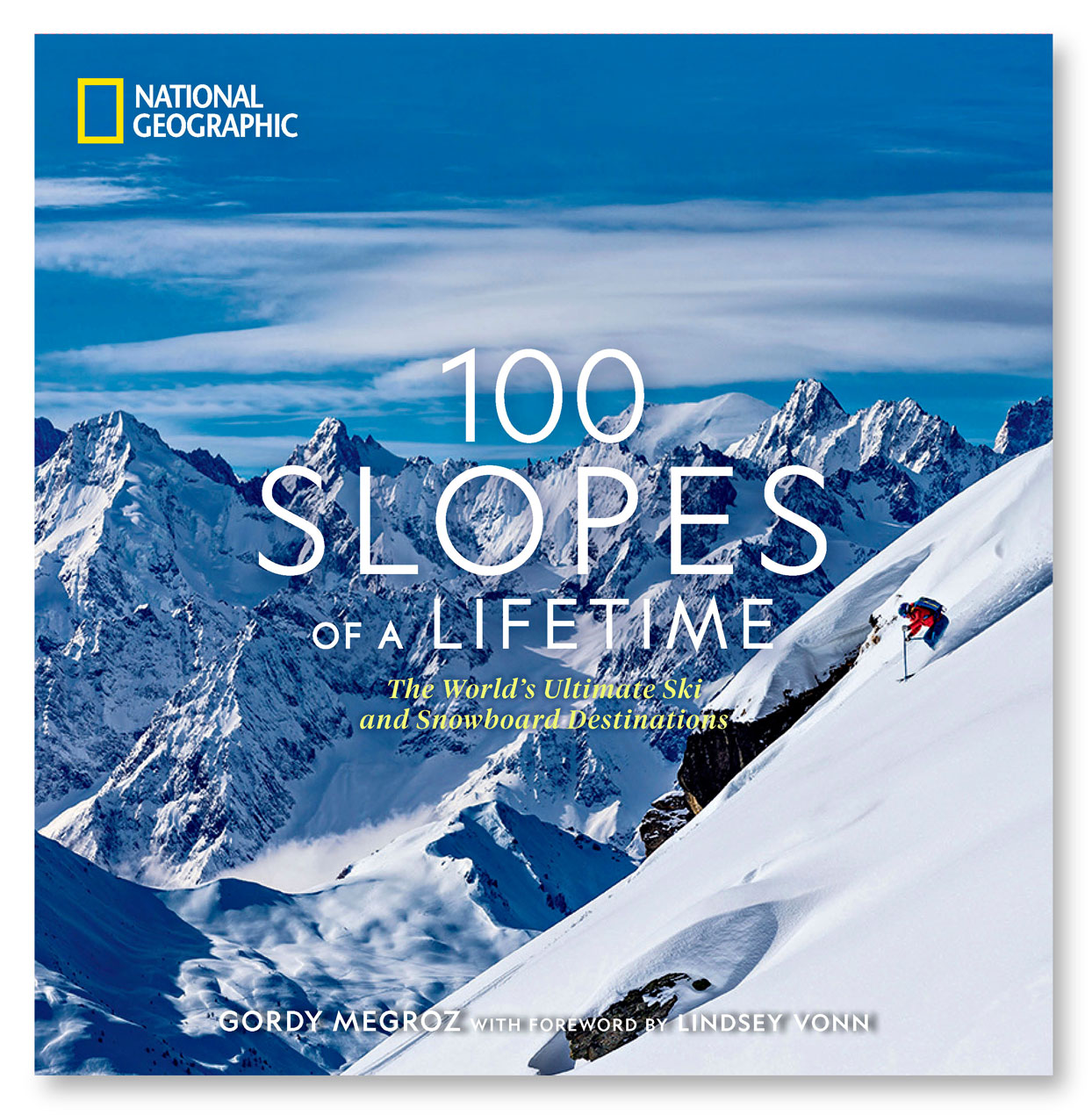 100 Slopes of a LIfetime book cover