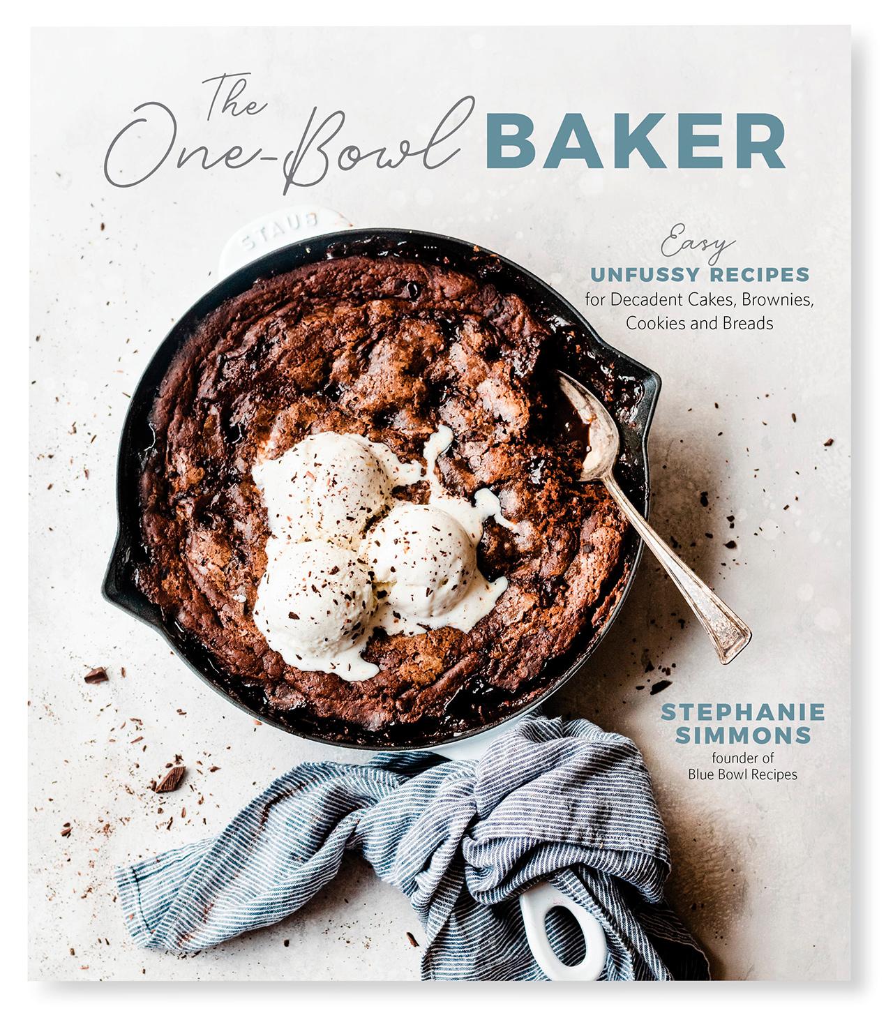 one bowl baker cookbook