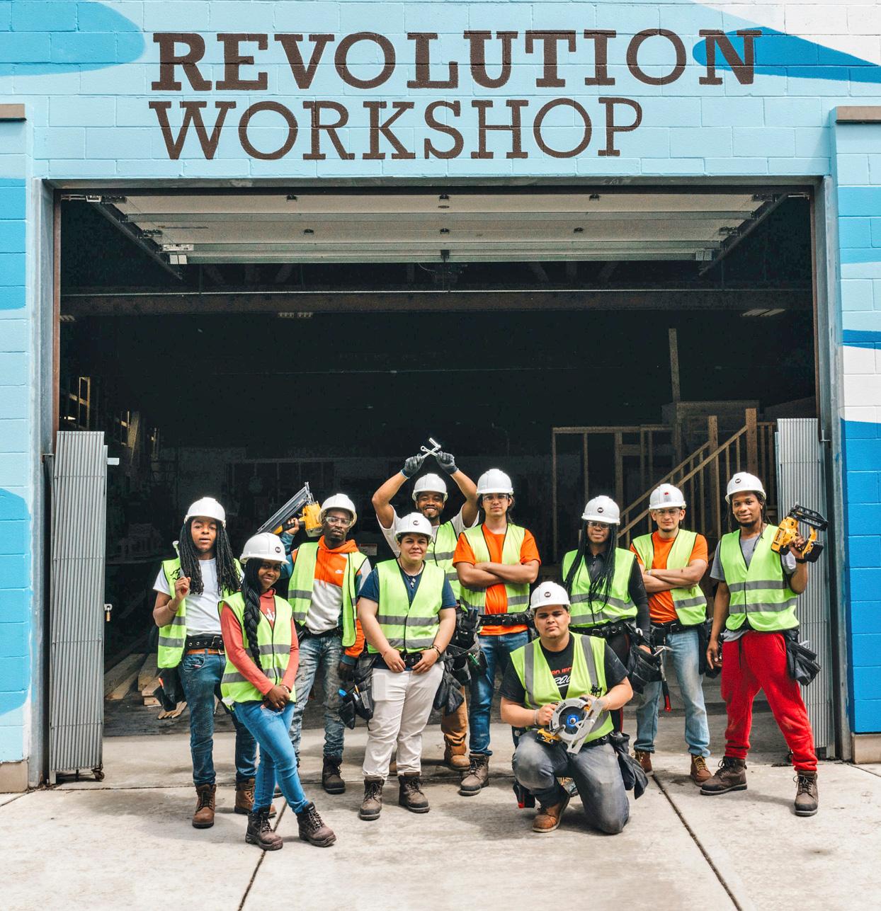revolution workshop
