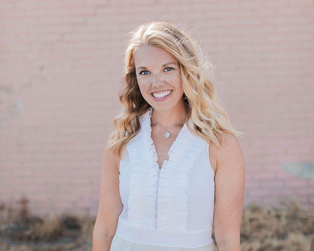 Kelsey Ogletree Author Head Shot