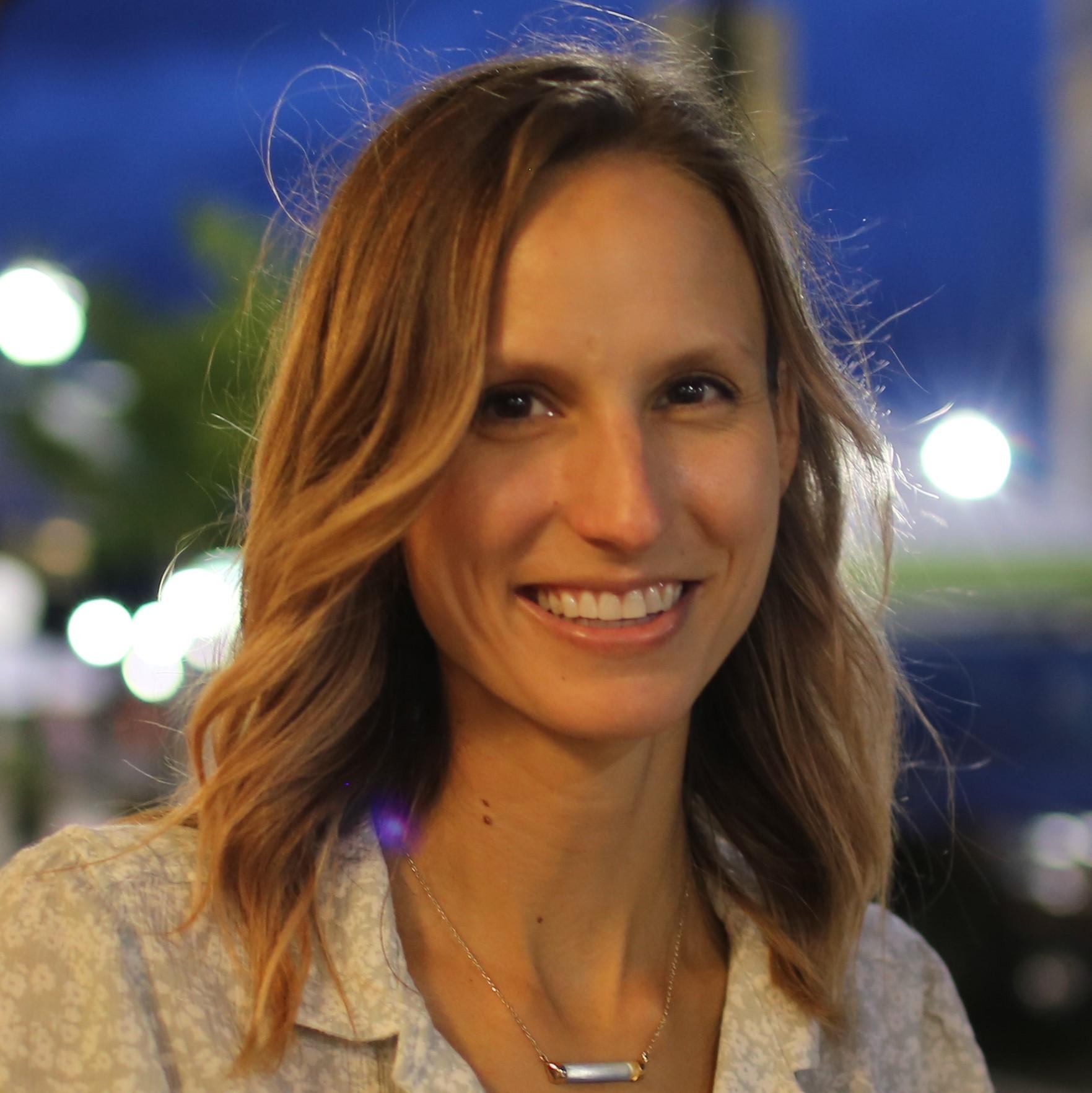 Lauren Sieben Author Photo