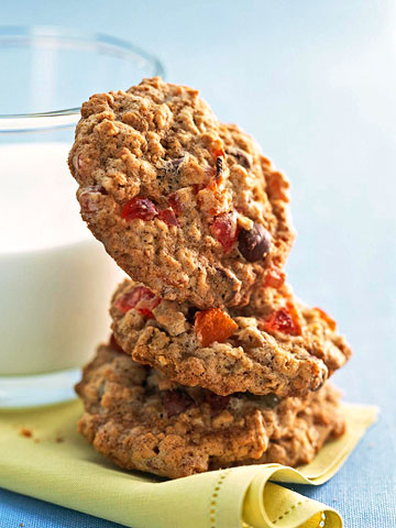Oatmeal-Milk Chocolate Chippers