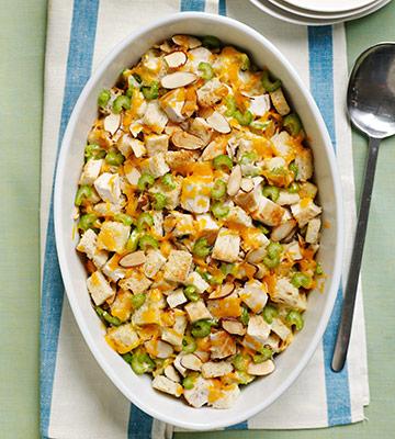 Oven Chicken Salad