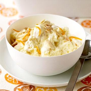 Creamy Orange Trifle